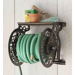 704 Decorative Wall Mounted Hose Reel