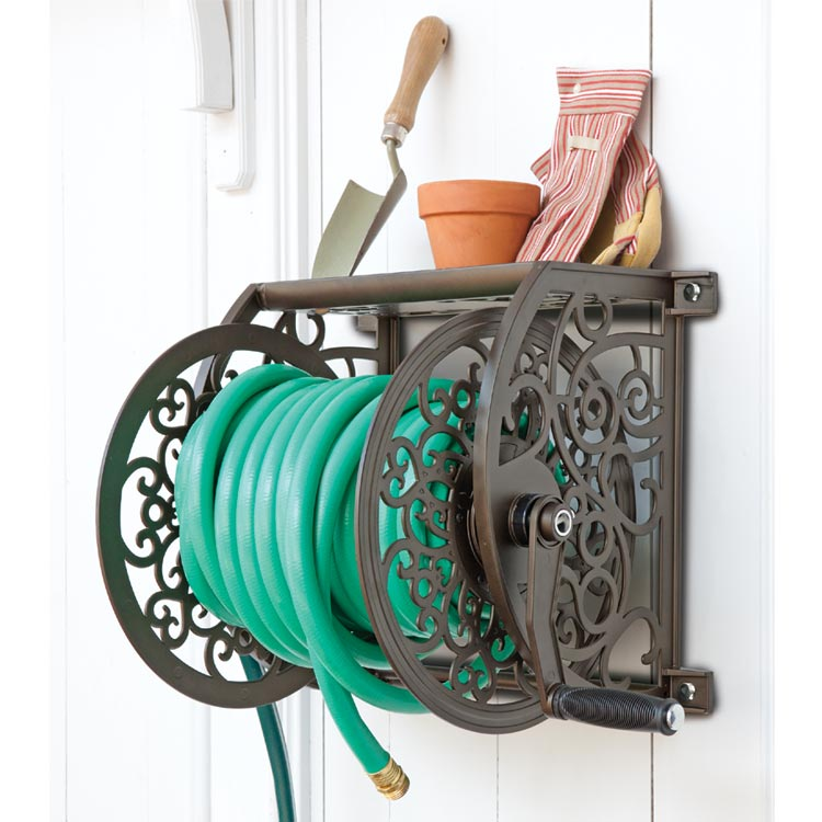 705 Decorative Wall Mounted Hose Reel