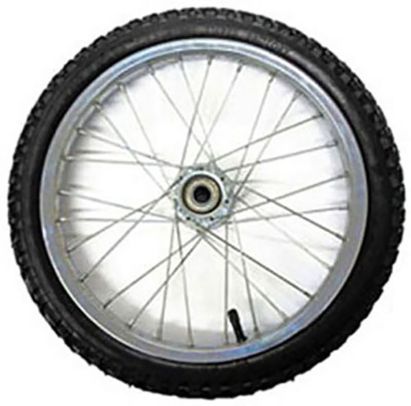 Spoked Wheel for Hose Cart Models 880 & 1180