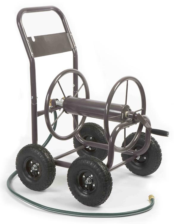 840 Four Wheel Industrial Hose Cart