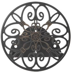 670 CAST DECORATIVE WALL MOUNT BUTLER