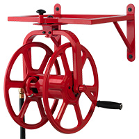Revolution Rotating Hose Reel