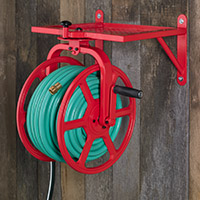 713 Revolution Rotating Hose Reel