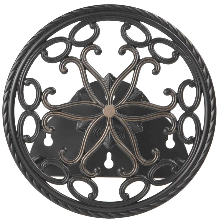 671 CAST DECORATIVE WALL MOUNT BUTLER