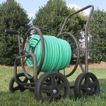 871-S Four Wheel Hose Cart
