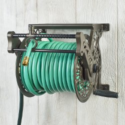 707 Wall Mounted Hose Reel with Guide