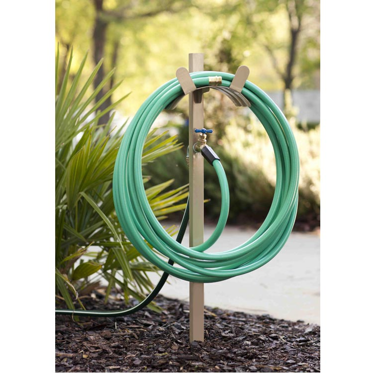 693 Industrial Hose Stand with Bib