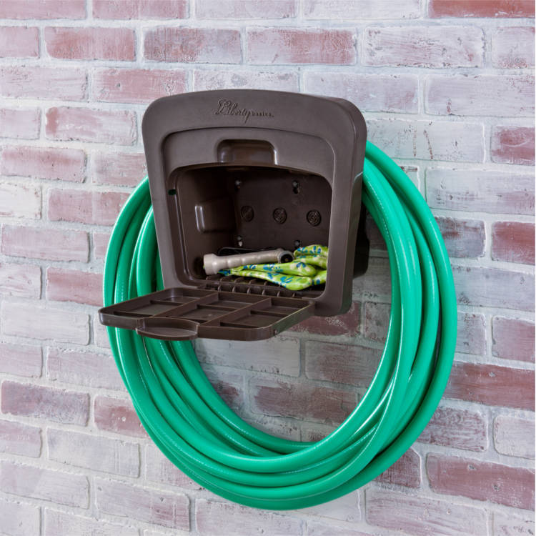 501 Liberty Basics w/Storage Compartment Hose Hanger