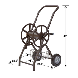 302 Two Wheel Hose Cart