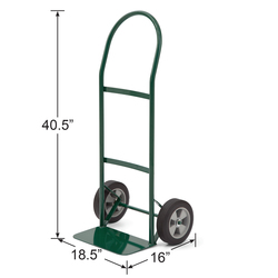 10060 Flow Back Hand Truck