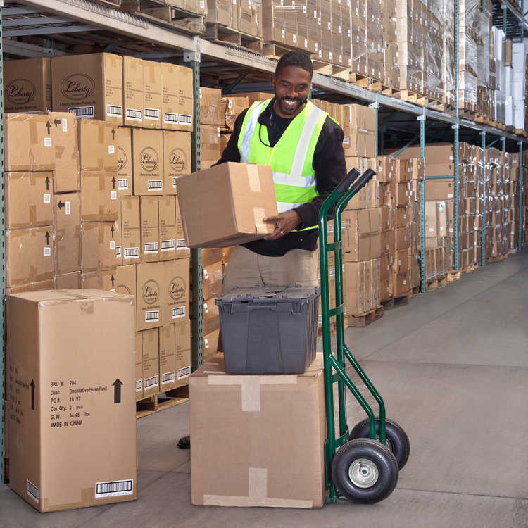 10063 Dual Handle Hand Truck