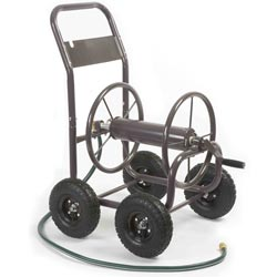 Four Wheel Hose Carts